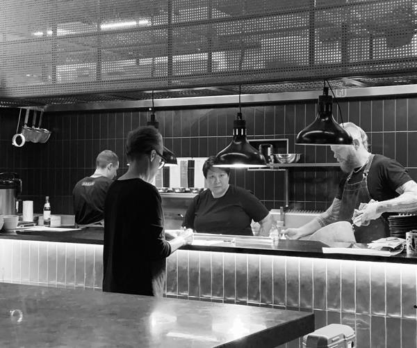 Melbourne's stage-four restrictions mean restaurant operators are walking a fine line between hope and sobering reality