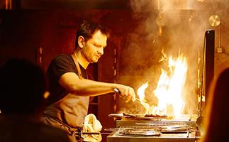 """Firedoor's Lennox Hastie to star in the latest """"Chef's Table"""" series"""
