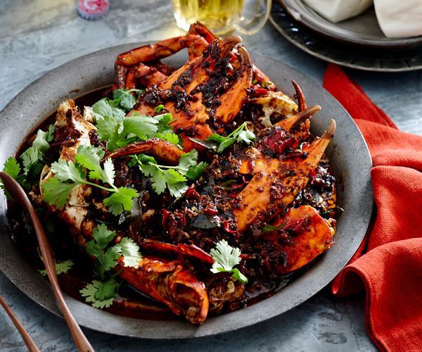 Black Pepper Crab Recipe By Tony Tan Gourmet Traveller