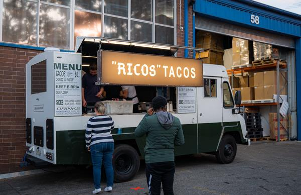 Now open: a Sydney taco truck by former Taco King chef Toby Wilson