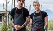 Jo Barrett and Matt Stone farewell Yarra Valley's Oakridge