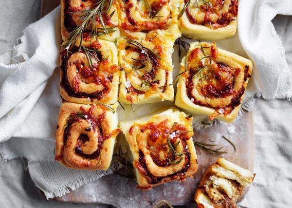 26 savoury things to bake