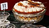 Nik Hill's banoffee trifle