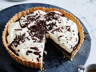How to make a chocolate ganache tart