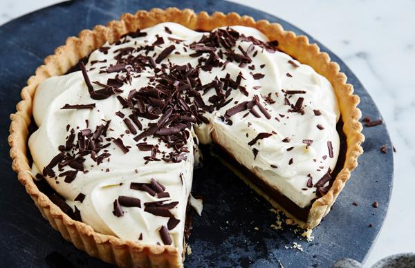 How to make a chocolate ganache tart