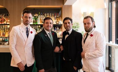 Just in: Sydney's Maybe Sammy wins prestigious international bar award