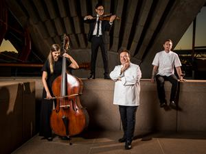 First look: Bennelong to reopen with a new string in its bow