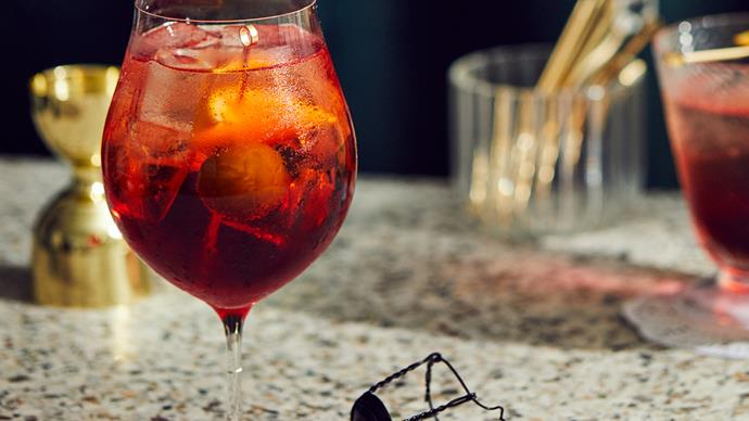 The Hardware Club's Spritz Veneziano