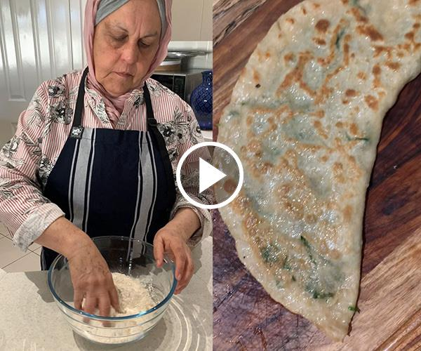 "**[Watch: how to make bolani with Farida Ayubi of Parwana Afghan Kitchen](https://www.gourmettraveller.com.au/recipes/chefs-recipes/bolani-18882|target=""_blank"")**"