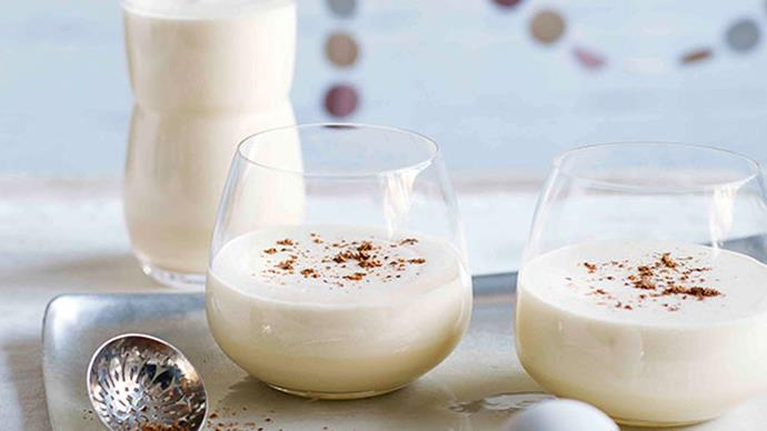 A brief history of eggnog, plus a recipe