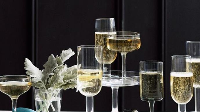 10 Champagne flutes to bring out the best in your bubbly
