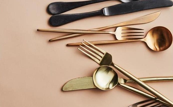 10 of the best cutlery sets for your dining table