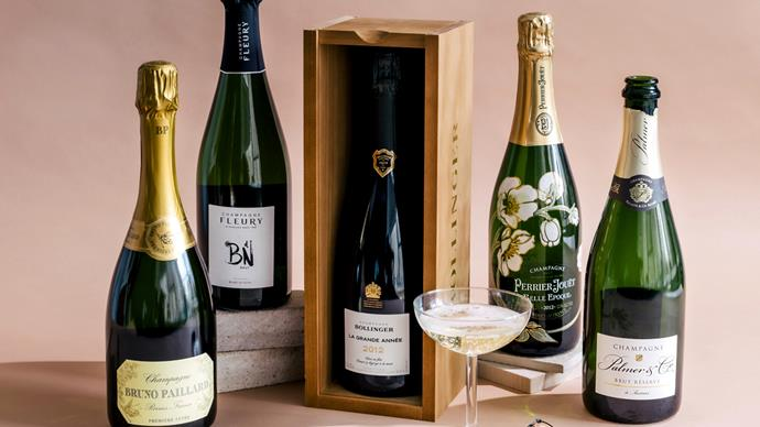 GT's five favourite Champagnes for celebrating