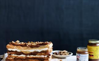 Four ways with dulce de leche