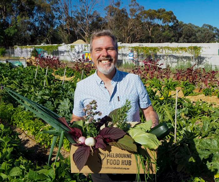 """In the mainstream Australian food system, it's the supermarkets that hold most of the power"""