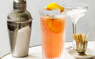 Andrew McConnell's Peaches and Campari