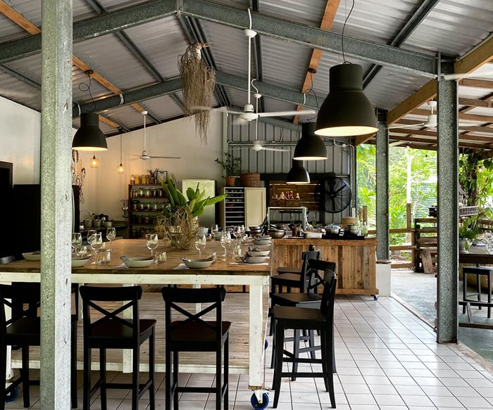 Review: don't let the name fool you. North Queensland's Oaks Kitchen and Garden is full of good surprises