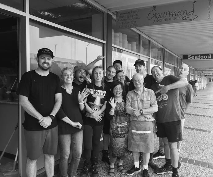 """""""It's all about people"""": how these NSW Mid North Coast food businesses are coping after the floods"""