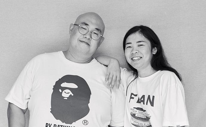 "Coming soon to Sydney: a pop-up restaurant by chef power couple Grace Chen and ""Big"" Sam Young"