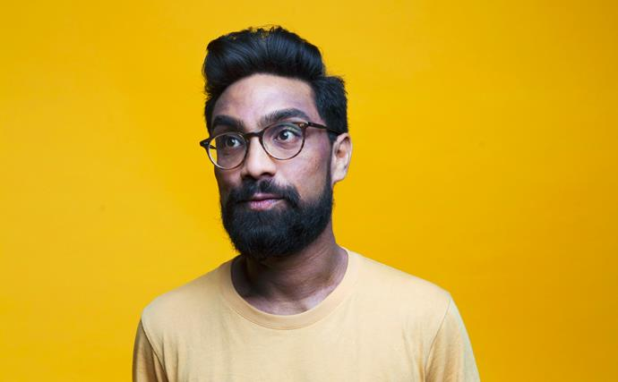 "Suren Jayemanne: ""I'd be so excited to [do] that gig just to have an excuse to have fried chicken"""