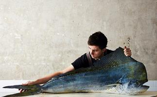 Coming soon to Sydney: a fish-and-chip shop by Saint Peter's Julie and Josh Niland