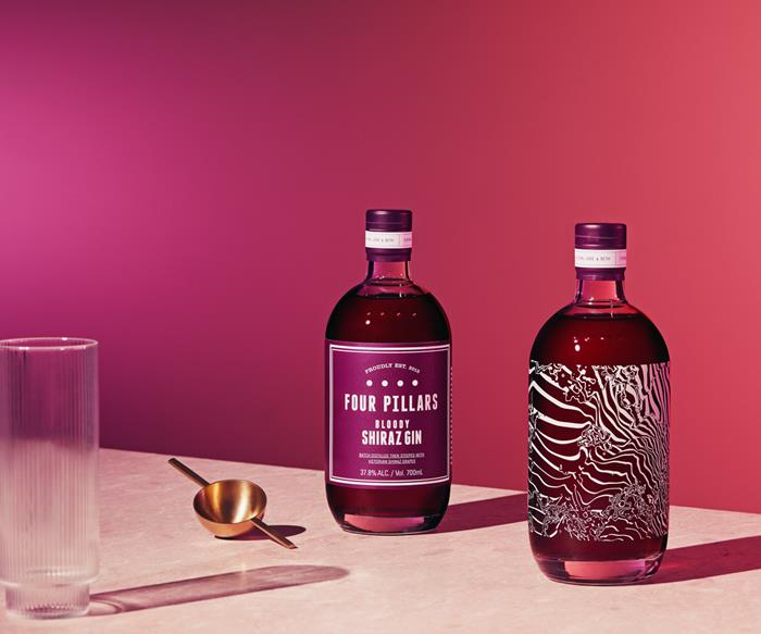 Four Pillars' Bloody Shiraz Gin 2021: we have the release date