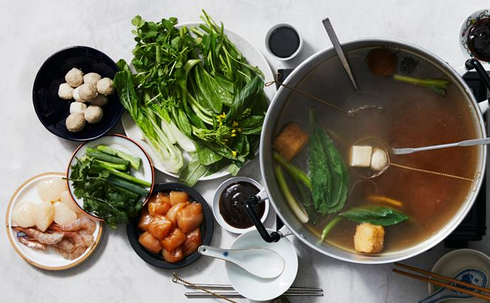 My winter without hotpot