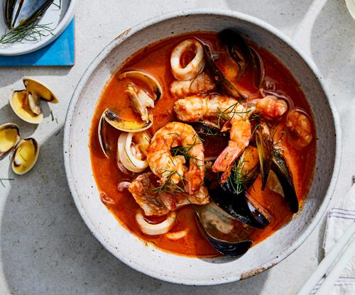 28 warm and wintry seafood recipes