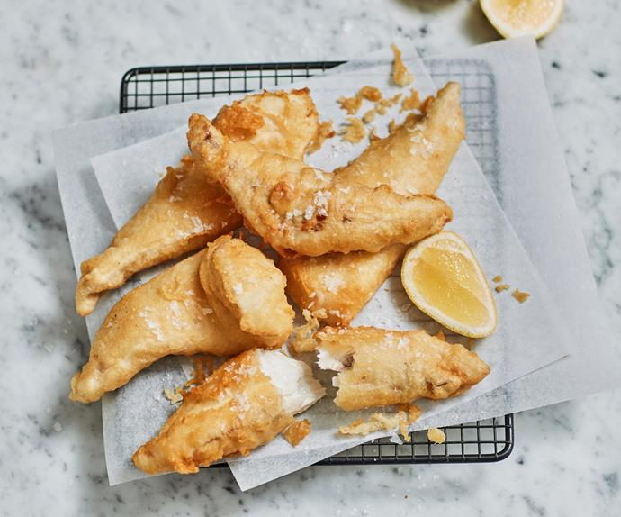You guide to the perfect beer batter