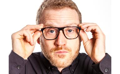 """John Safran: """"[We] Jews are obviously pretty good with food because Jews are very fat and like eating"""""""