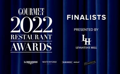Gourmet Traveller 2022 Restaurant Awards: Meet the finalists