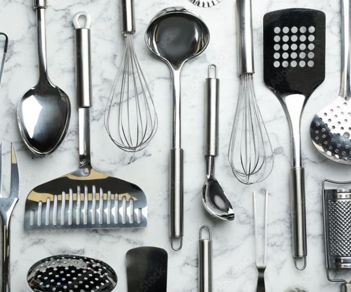 The 5 must-have utensils for the home chef's toolbox