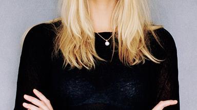 She's back! Gemma Ward opens the Prada show