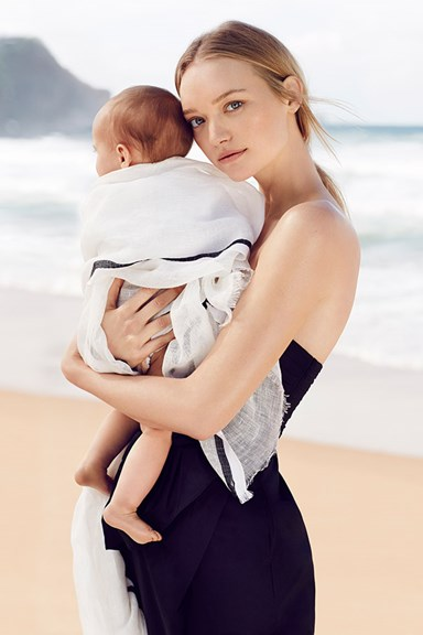 Gemma Ward makes her campaign comeback with Country Road