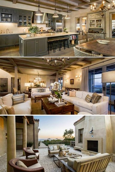 Lady Gaga's new $23 million Malibu Mansion