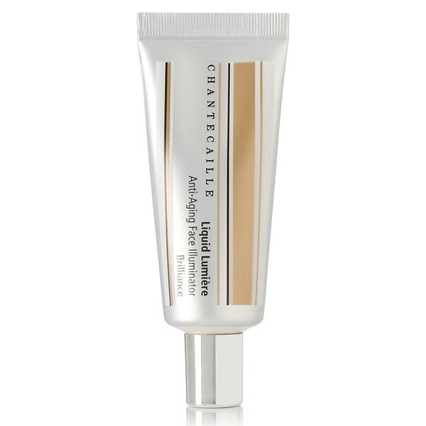 """<strong>Chantecaille Liquid Lumiere</strong> <br>The skincare-come-makeup hybrid simultaneously provides anti-ageing benefits to the skin whilst blurring the skin tone to instantly give you a glow. <br><em> Chantecaille Liquid Lumiere, $52 </em> <a href=""""http://mecca.com.au/chantecaille/liquid-lumiere/V-018711.html"""">Mecca.com.au</a>"""