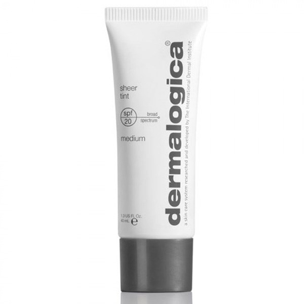 """<strong>Dermalogica sheer tint</strong> <br>When searching for 'the glow' you don't want to use a heavy foundation. Plus in summer, heavier alternatives can often oxidise due to the humidity and heat. Steer clear of that with Dermalogica's Sheer Tint. It moisturises your skin with a sheer wash of colour which hides imperfections, plus the light-diffusing Iron Oxides will add a boost of radiance. <br><em> Dermalogica sheer tint, $42</em> <a href=""""http://www.dermalogica.com.au/au/html/products/sheer-tint-spf20-145.html?type=product_system&cat=sheer+tint+%2F+cover+tint"""">Dermalogica.com.au</a>"""