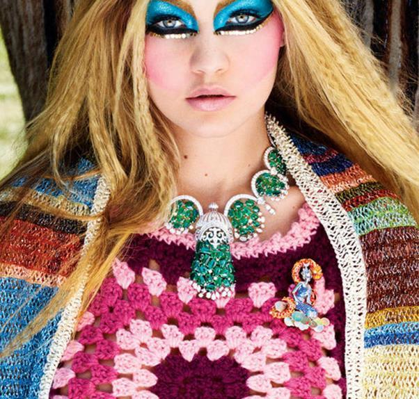 Gigi Hadid Harper's Bazaar