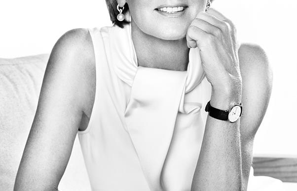 Julie Bishop is BAZAAR's Woman of the Year