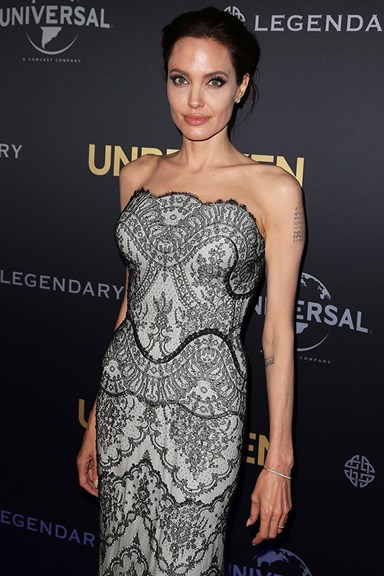 Angelina Jolie on directing, Brad and what she loves about men