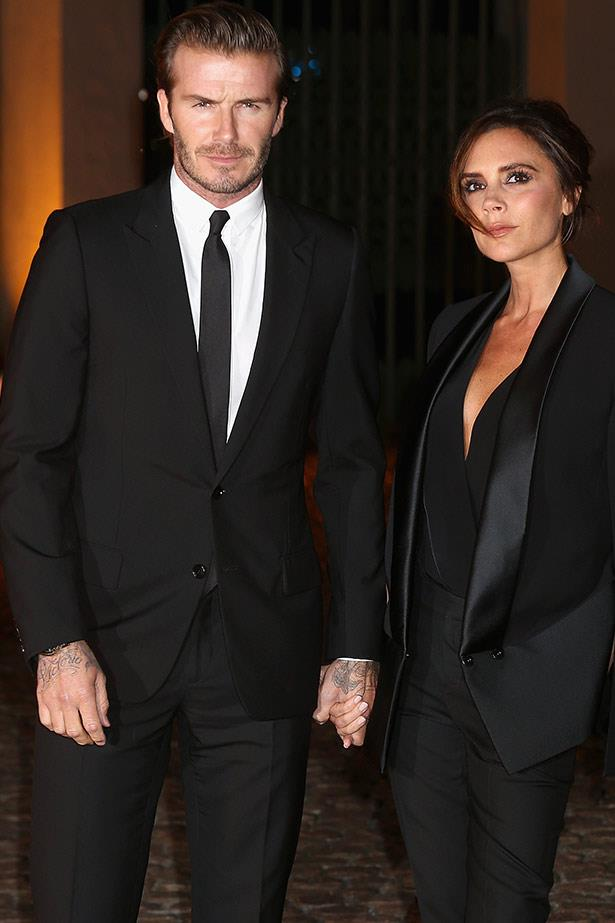 <strong>Who: David Beckham to Victoria Beckham</strong> <br><em>What: Wine and jewels </em><br><br>Another couple to rival Brad and Ange are the Beckhams, who have been consistently lavishing each other with extravagant presents throughout their 15-year-long marriage. <br><br>Footballer David has gifts his fashion designer with everything from an $8 million Bvlgari necklace for Valentine's Day last year to her own vineyard in California's famous Napa Valley for her 34th birthday, and the two have reportedly splashed out millions on Rolls-Royces for each other.