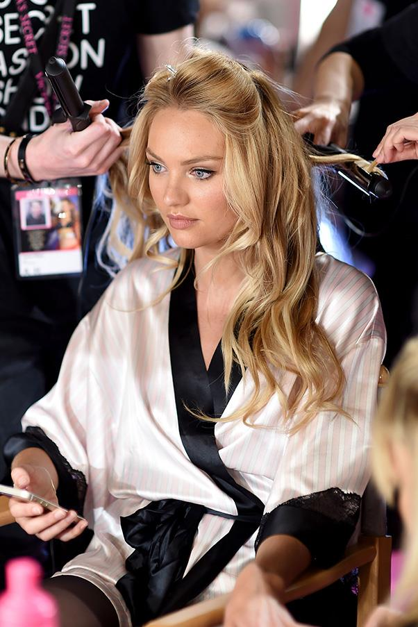 """<strong>Candice Swanepoel</strong> <br>""""The first thing I crave is a beer and a burger."""""""