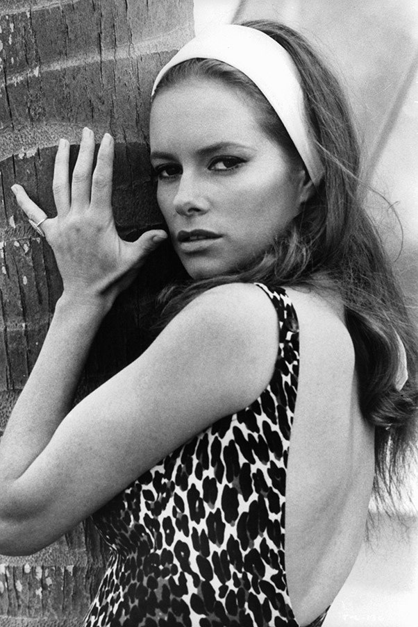 <strong>Luciana Paluzzi</strong> <br>As Fiona Volpe in <em>Thunderball</em>, 1965