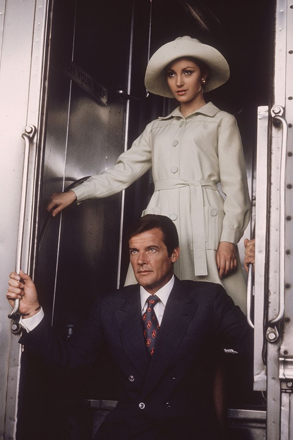 <strong>Jane Seymour</strong> <br>As Solitaire in <em>Live and Let Die</em>, 1973