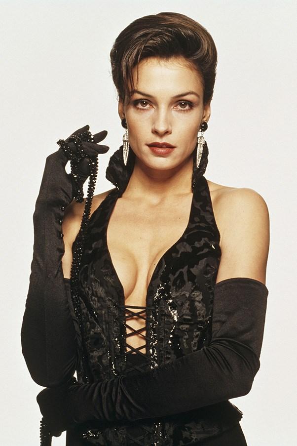 <strong>Famke Janssen</strong> <br>As Xenia Onatopp in <em>GoldenEye</em>, 1995