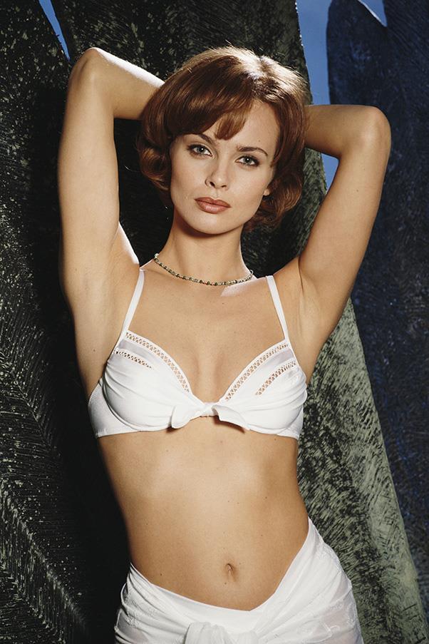 <strong>Izabella Scorupco</strong> <br>As Natalya Simonova in <em>GoldenEye</em>, 1995