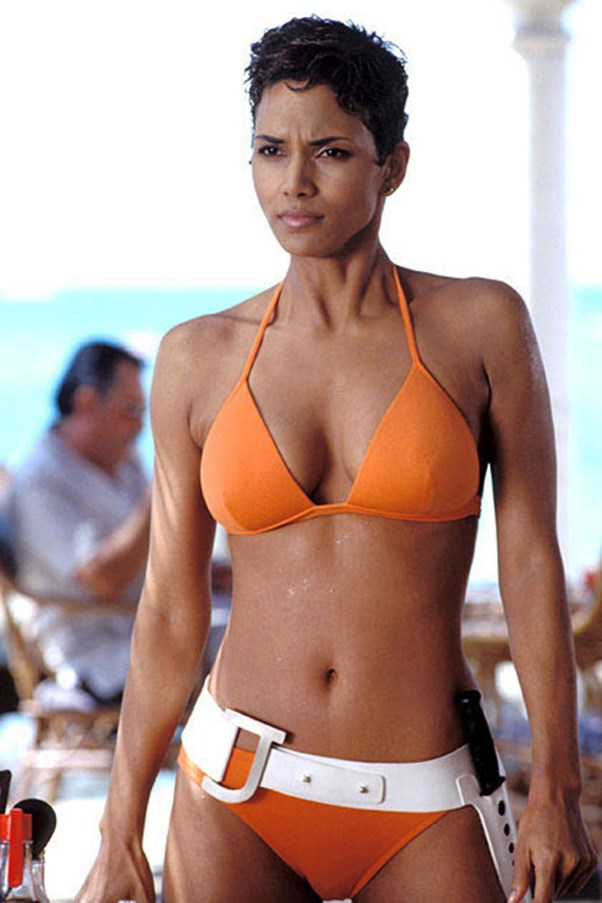 <strong>Halle Berry</strong> <br>As Jinx Johnson in <em>Die Another Day</em>, 2002