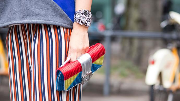 <strong>A cuff</strong> <br>A one-piece wonder that will amass compliments wherever you go. Works as well embellished or kept simple – the choice is yours.
