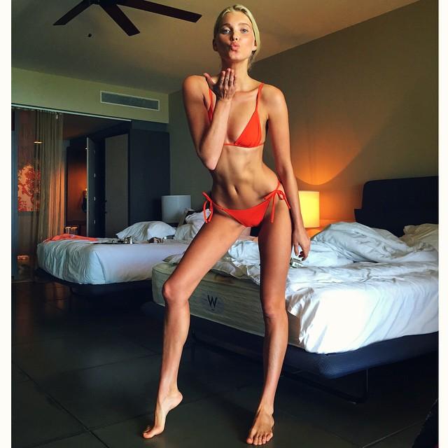 The Skinny Celeb: Elsa Hosk's Diet