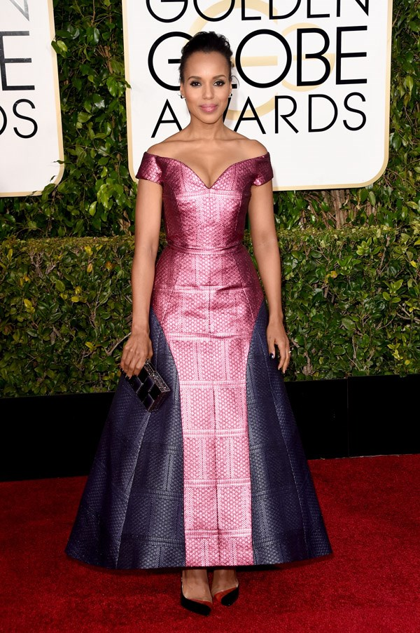 """<strong>Kerry Washington</strong> <br><br>""""She has the get-the-hell-out prettiest face on the entire planet and can't nobody take that away from her."""" <br>- Tracey Withers, Acting Beauty Director"""